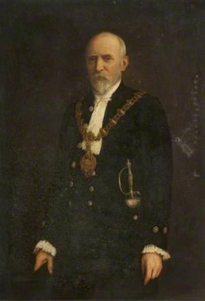 Councillor Dr James T. Ballantyne, Mayor of Darwen (1898)