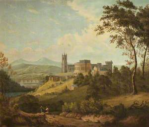 View of Lancaster Castle