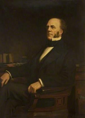 Right Honourable Matthew Talbot Baines, QC, MP