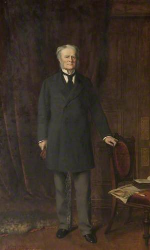 Lord Winmarleigh (1802–1892)