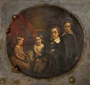 Children of the Jorden Family