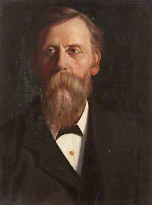 Portrait of a Gentleman with a Beard