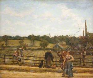 Haymaking and Lovemaking