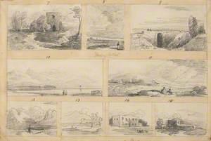 Nine Landscapes