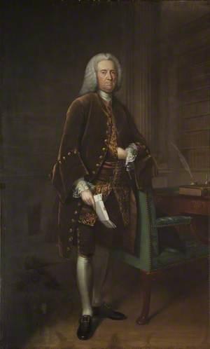 Nicholas Fazakerley (d.1767)