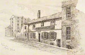 'Lea's Virgins Inn', Anchor Weind