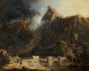 Slate Quarries, Llanberis