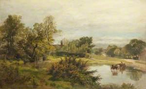 Totteridge, near Hampstead