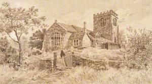 Goosnargh Church