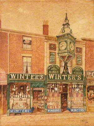 Winter's Shop in Orchard Street