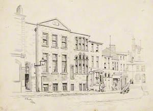 Preston Chronicle Office