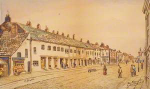 The Shambles from Church Street