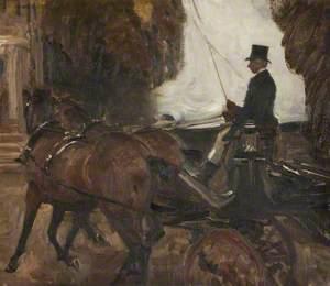 Old John, the Coachman