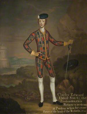 Prince Charles Edward Stuart (1720–1788), Son of the Old Pretender