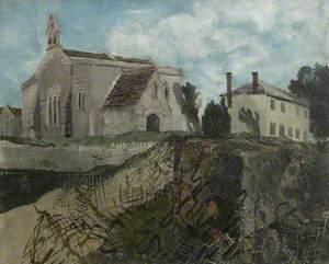 Inglesham Church and Rectory