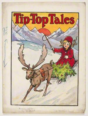 Christmas in Lapland – Tip-Top Tales
