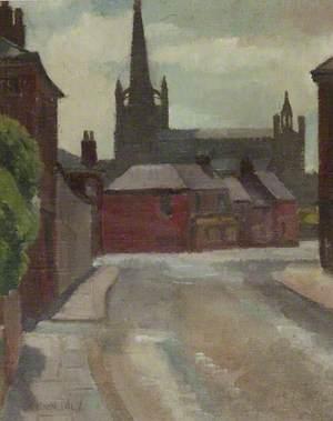 St Peter's Church, Preston, from Fylde Road