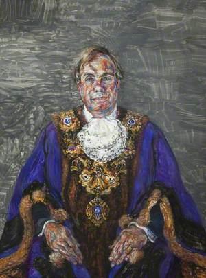 Harold Parker, Preston's Guild Mayor (1992)