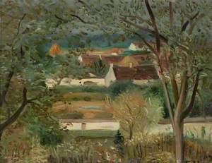 Jardins à Donnemarie en Montois
