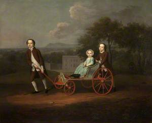 Richard, Mary and Peter – The Children of Peter and Mary du Cane