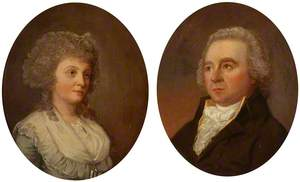 Mr Threlfall and Mrs Ann Threlfall