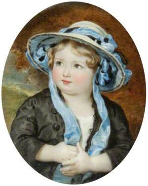 The Princess Marguerite, Daughter of the Duc de Nemours