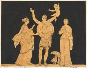 Hector, Andromache and Astyanax