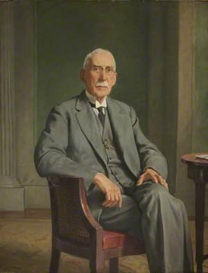 Alderman Frederick W. F. Matthew