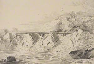 Pont y Pair, near Llanrwst