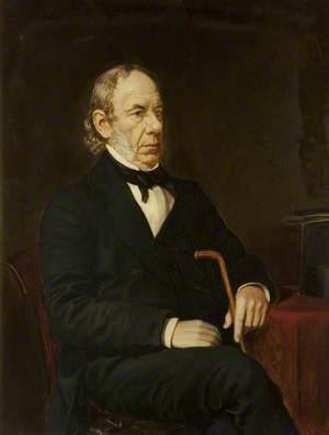 John Mercer (1791–1866), FRS, FCS