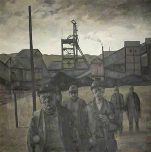 Miners, Hapton Valley