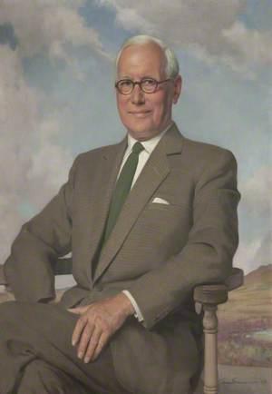 Richard Leslie Brown, GC