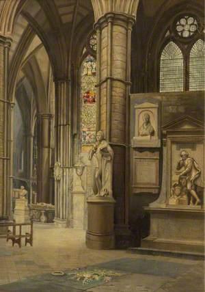 Poets' Corner, Westminster Abbey