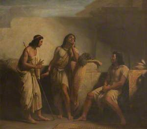 Joseph Interpreting the Dream of the Chief Baker