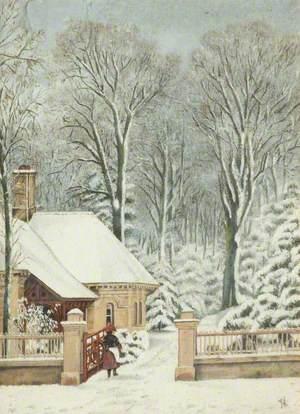 Park Field Lodge in Winter