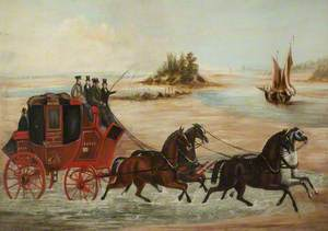 Coach Crossing Lancaster Sands