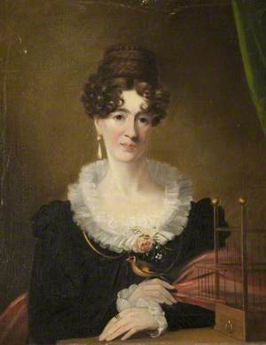 Mary Dalton, Daughter of John Dalton and Mary Dalton, née Gage