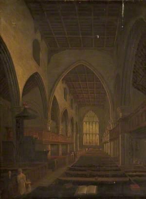 St Mary's Church, Lancaster