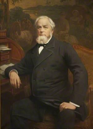 Alderman Thomas Preston (d.1894), JP