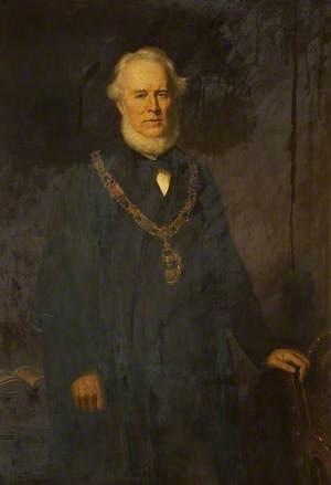 Alderman Charles Blades, JP