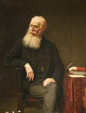 James Williamson, Senior (Alderman Williamson)