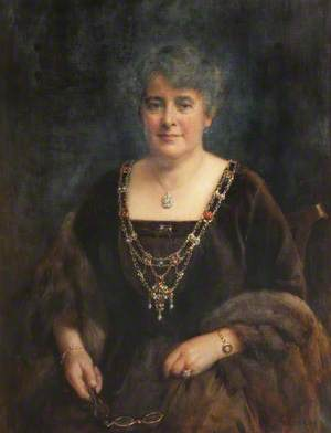 Mrs Briggs, Mayoress of Lancaster (1913–1919)