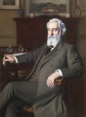 James Mansergh (1834–1905), FRS