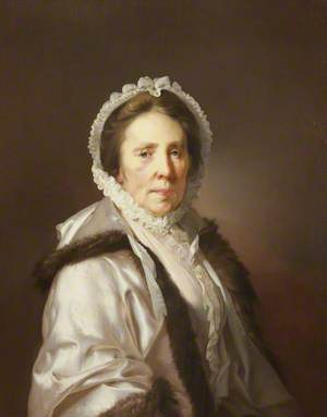 Mrs James Hardman of Rochdale and Allerton Hall