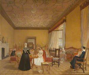 The Drawing Room at Whittington Hall