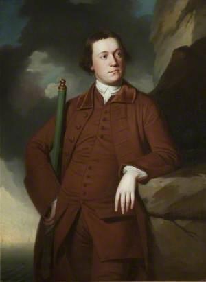 Abraham Rawlinson (1738–1803), MP, of Ellel Hall, near Lancaster