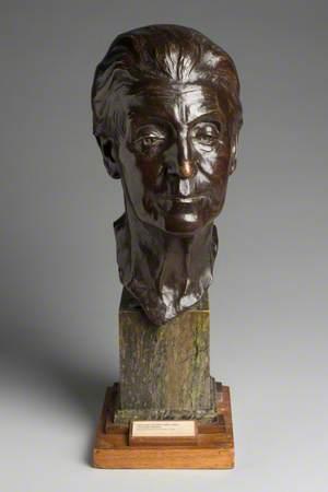 The Artist's Mother, Mrs Maud Aitken