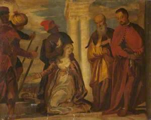 Saint Agata Martyr