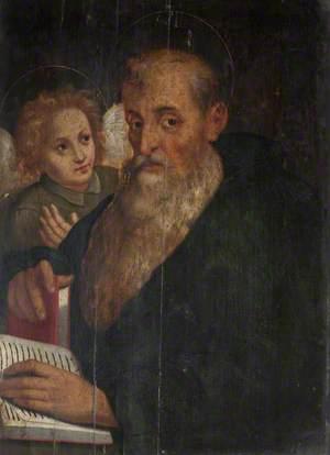 Saint Matthew, One of the Four Evangelists