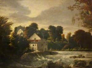 A Watermill near Egglestone Abbey, Durham